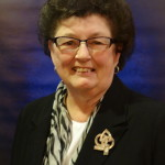 Parliamentarian – Virginia VonSeggern